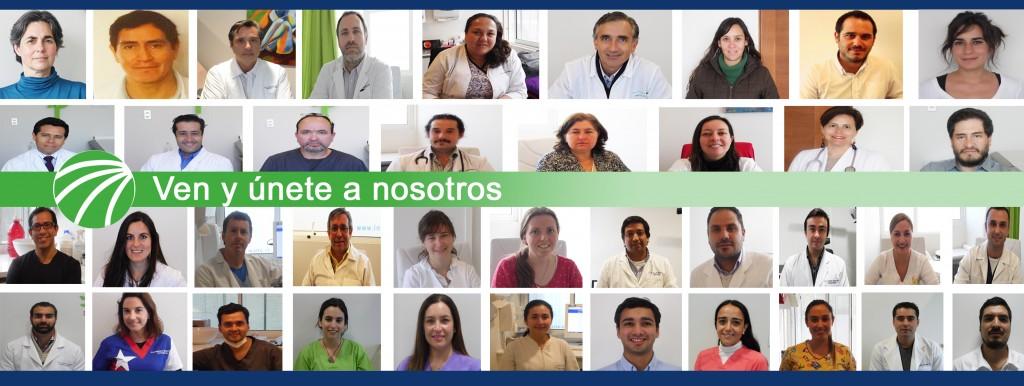 trabaja con nosotros doctores